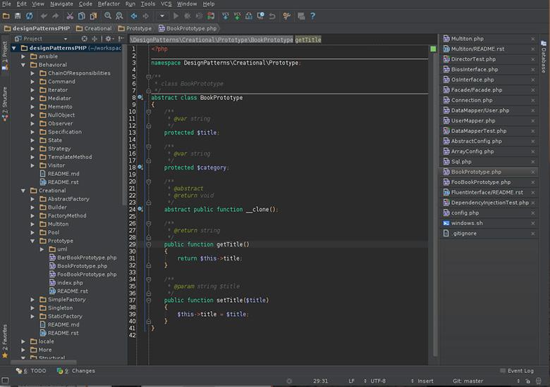 PhpStorm PHP IDE