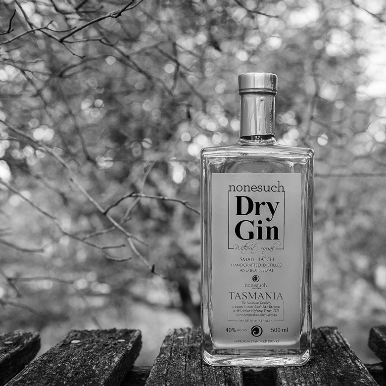even the Gin can be DRY!
