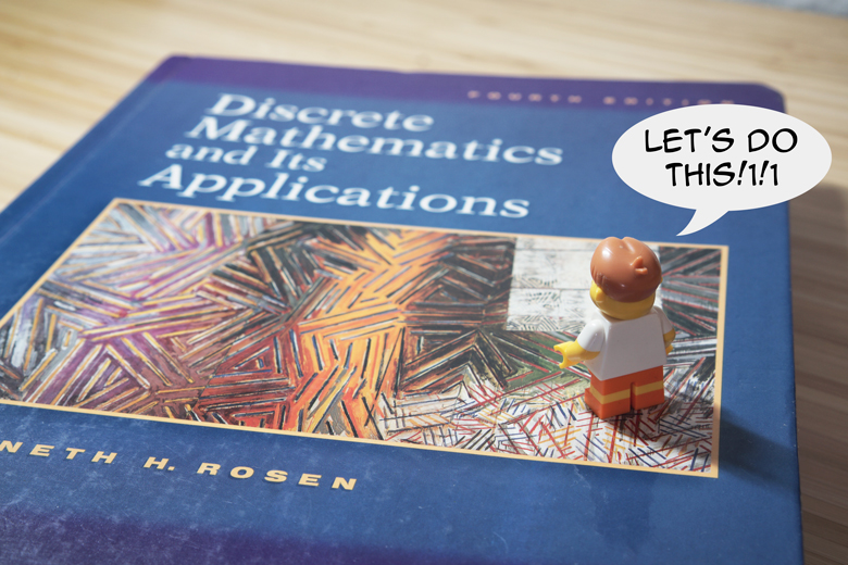 motivation to learn discrete Mathematics