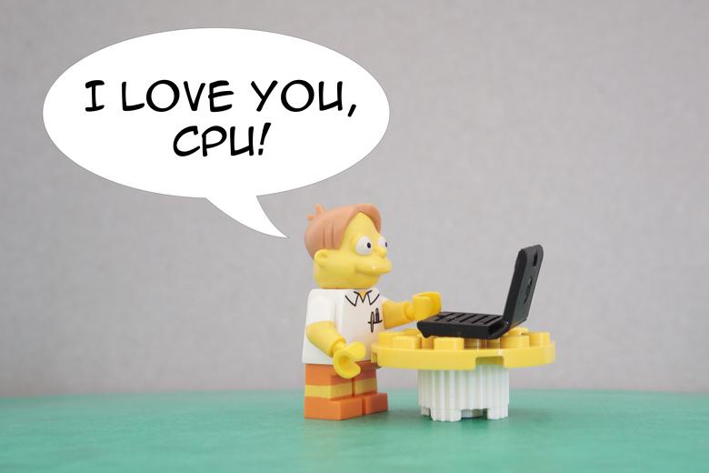 Everyone should love his CPU