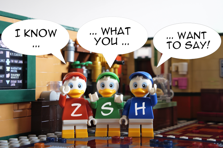 The Zsh Completion System