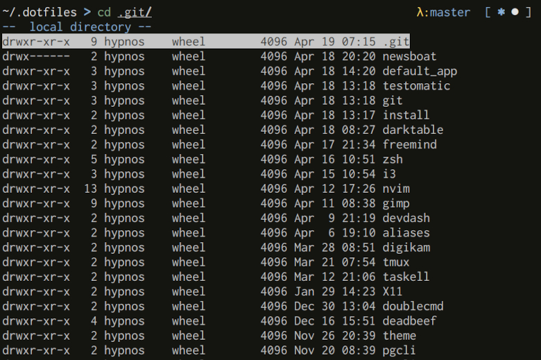 Before setting the style group-name in Zsh