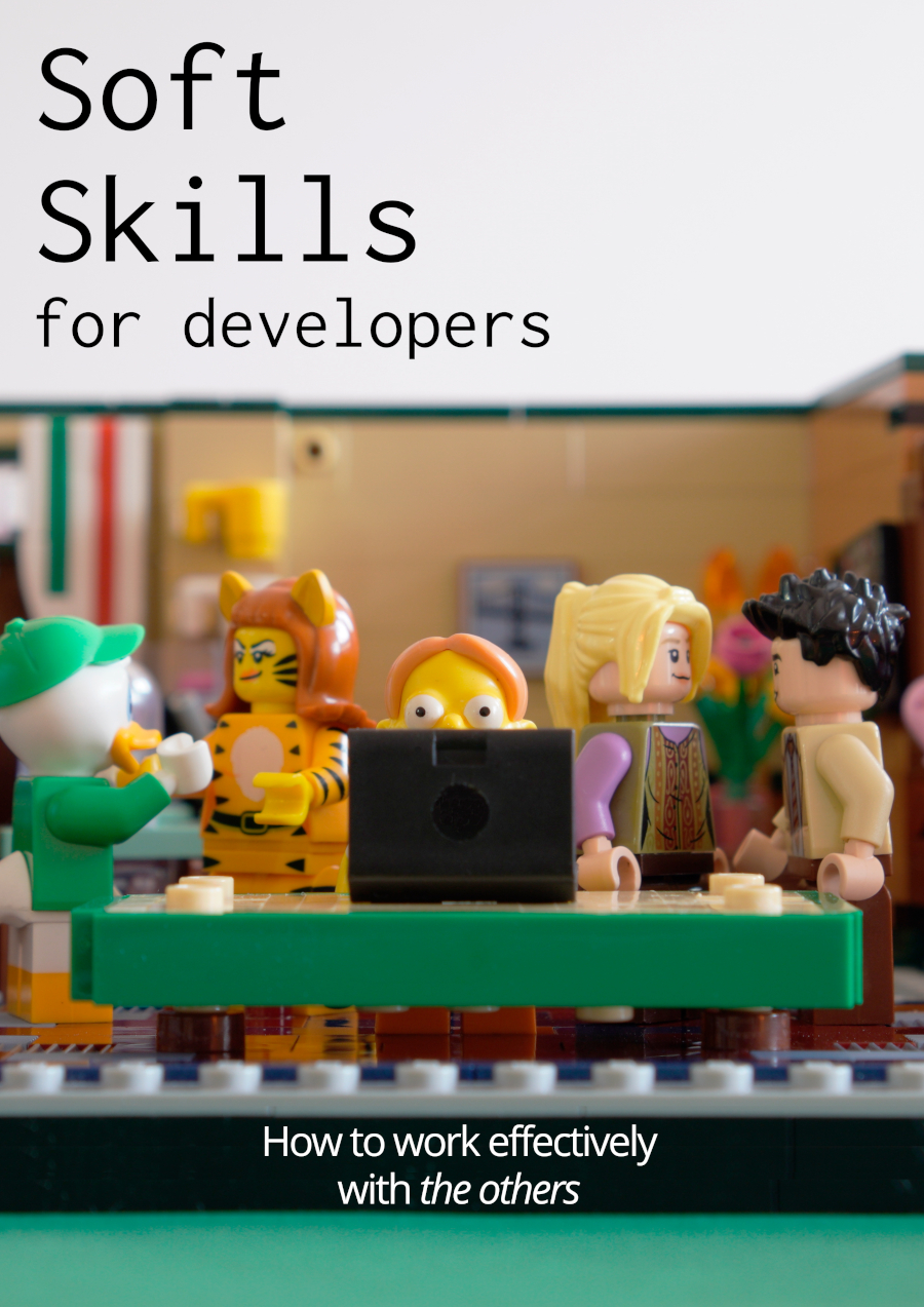 cover of the book Soft Skills for developers